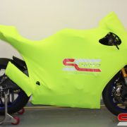 Yamaha R1 Track Bike Custom Motorcycle Cover 6 4